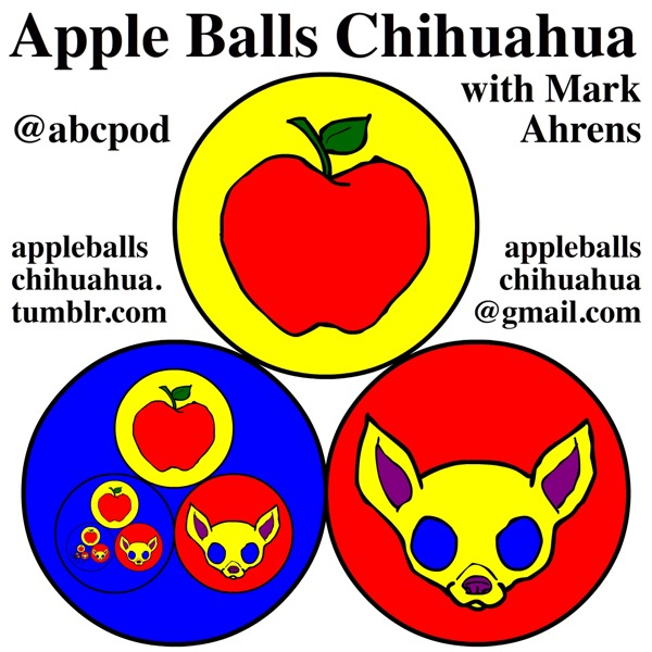 Apple Balls Chihuahua